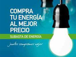 Segunda Compra Agrupada de Energía